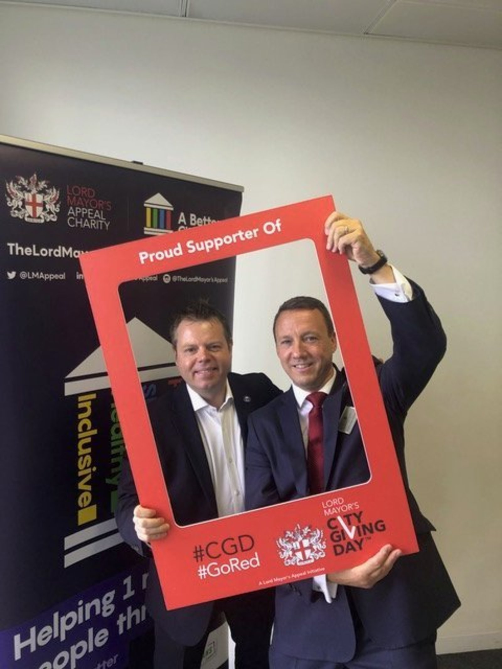 Lord Mayor's Appeal – City Giving Day launch Breakfast